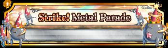 BF Strike! Metal Parade (Banner)