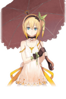 (Umbrella Magus) Edna