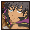 (Vagabond Wolf) Raven (Icon)