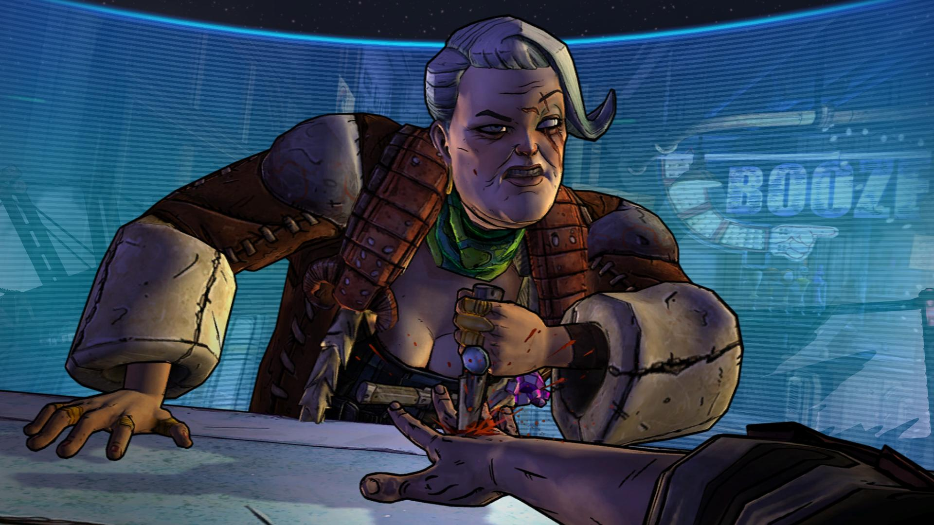 Catch A Ride | Tales From The Borderlands Wiki | FANDOM powered by ...