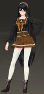 ToB Velvet Winter Uniform