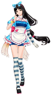 ToB Velvet Fairytale Costume