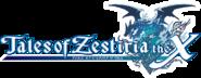 Tales of Zestiria the X (White Logo)