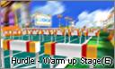 Hurdle - Warm up Stage(E)