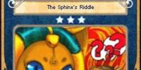 The Sphinx's Riddle