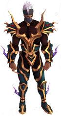 Sky Thunder armor