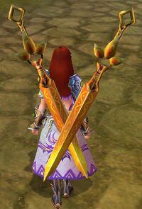 Raging Fire Sword screen