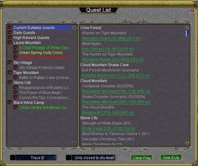 Quest List 2