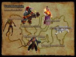 Vast Mountain map