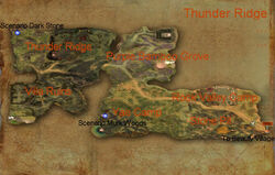 Thunder Ridge map