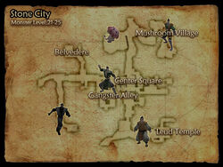 Stone City map