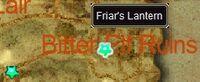 Strange Wildfire map