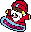 SnowboardSantaclautchi