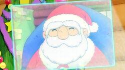 Santa Claus Human