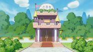 Royal palace - anime