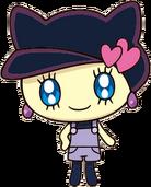 Melodytchi anime pose