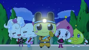 Tamagotchi ghost busters