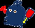 Onsenmoguratchi blue