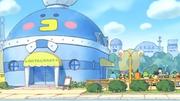 Tama restaurant anime