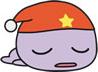 Nemutchi sleeping