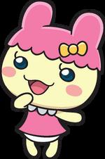 Chamametchi anime