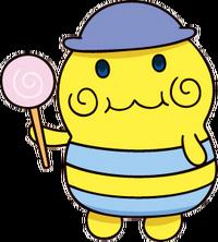 Kuishinbotchi anime