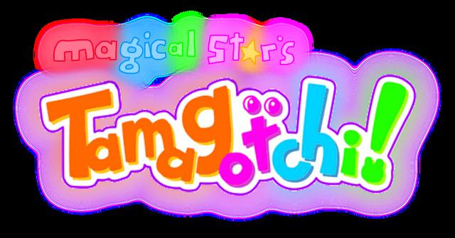 File:Magical Stars Tamagotchi Logo V2.png