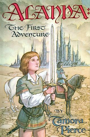 File:Alanna The First Adventure.jpg