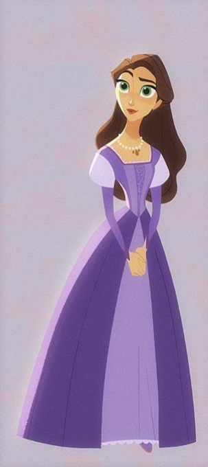 Queen Arianna | Tangled: The Series Wiki | FANDOM powered ...