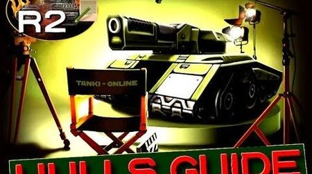 Tanki Online - Hulls Guides - Video Guide Contest - Raphael2