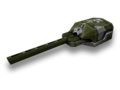 Turret railgun m1