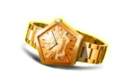 Gift icon Gold Watch