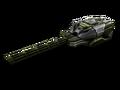 Turret railgun m3