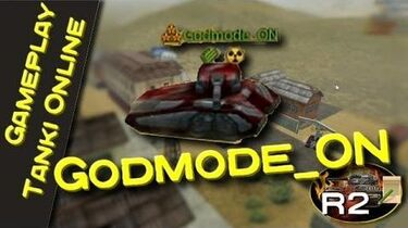 Tanki Online - Godmode ON Battle - 3 Gold Boxes - Raphael2