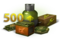 Product kit icon Supplies 500