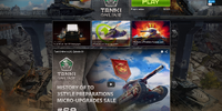 Tanki Online Home Page