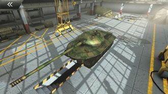 Tanktastic тряпочный нагибатор обьект 279