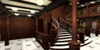 Aft Grand Staircase