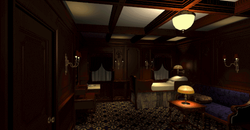 Titanic Adventure Out Of Time Sasha S Room