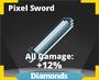 Pixel sword