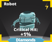 Robot Outfit Icon