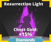 Ressurection Light Icon
