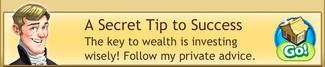 A Secret Tip to Success Quest