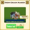 Iron Chain Maker Tier 2