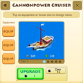 Cannonpower Cruiser Tier1