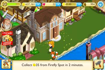 Firefly Spot