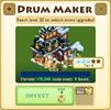 Drum Maker (HA) Tier 4