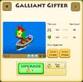 Galliant Gifter Tier 3
