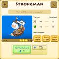 Strongman Tier 8