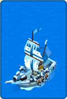Frost's Galleon 2